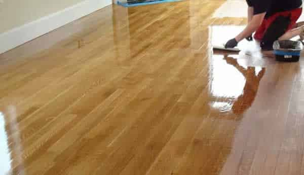 Benefits of hardwood sanding - polishing