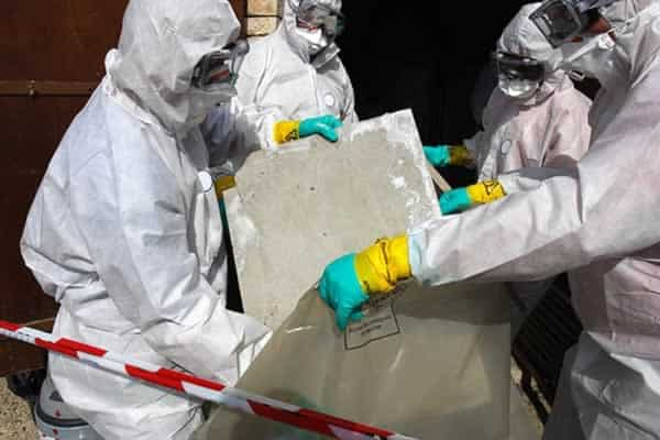 Don't ignore asbestos in your home