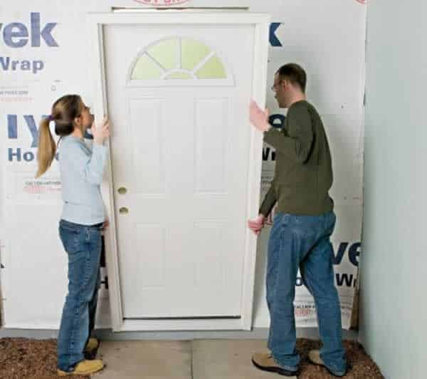 How to DIY replace doors
