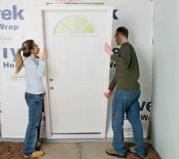 How to DIY replace doors