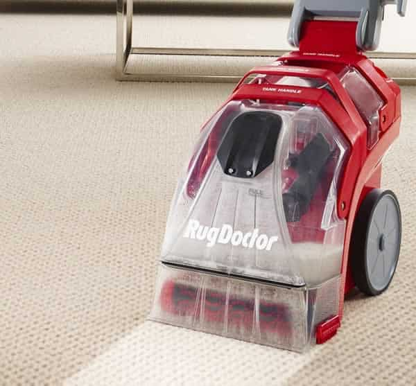 Inside secrets of carpet cleaning companies - RugDoctor