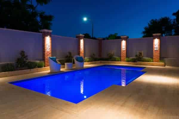Swimming pool installation on a budget
