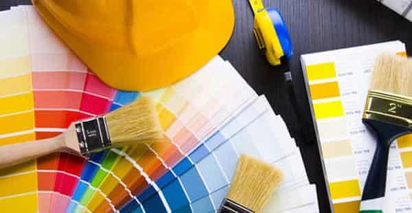 How to choose a painting contractor - pallete