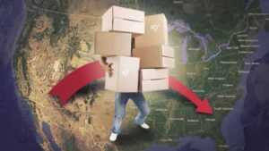 Tips for moving across the country