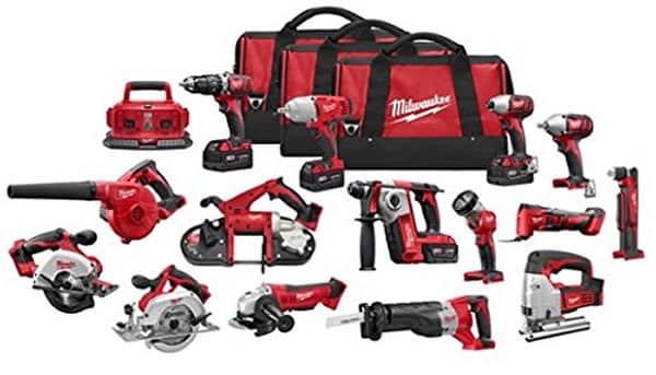 solid reasons for starting a handyman business - power tools set