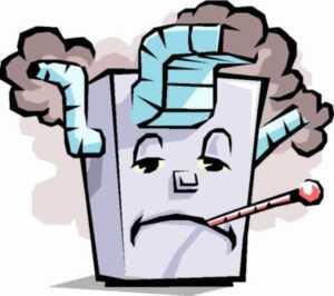 Furnace repair tips - broken furnace