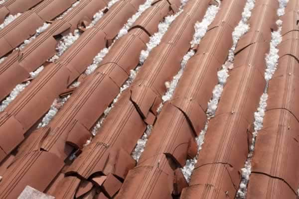 How often do you need to replace your roof - hailstorm