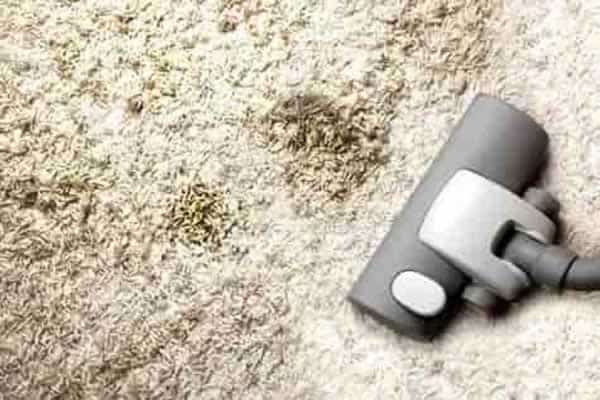 How to choose a carpet cleaning company - dirty carpet