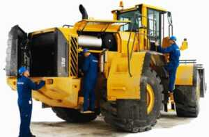 How to maintain construction equipment