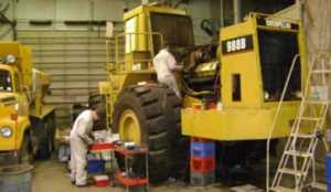 How to maintain construstion equipment - maintenance