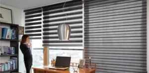 Modern blind styles - double roller blinds