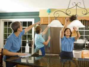 Things to look for when hiring a professional cleaning service