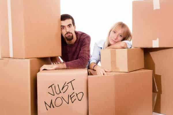 Things to take care of before you move to a new place