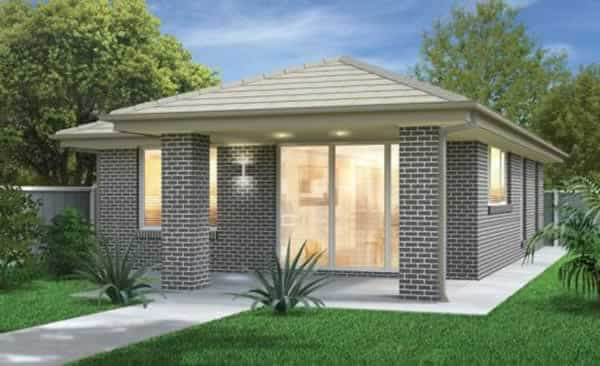 Top reasons for the rising popularity of granny flats - brick granny flat