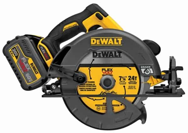 Woodworking power tools - circular saw