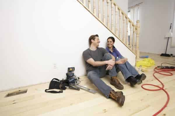 Hiring a repairman vs DIY - DIY home repairs