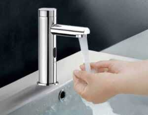 How touchless faucets work