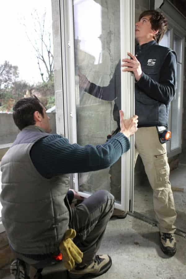 Professional or DIY window and door installation