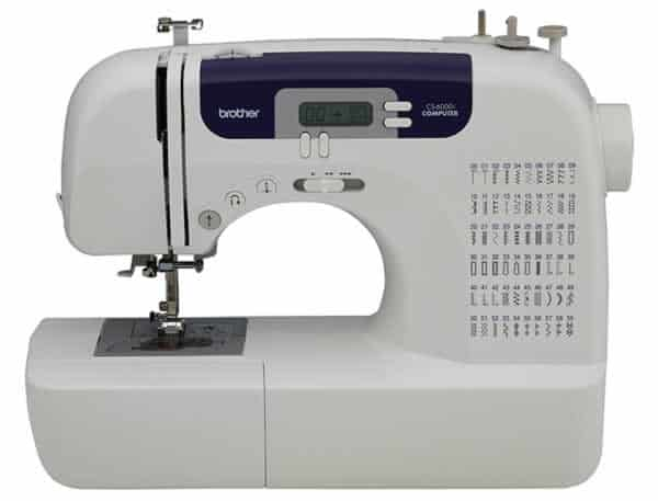 Top sewing machines for a Christmas gift - Brother CS6000I