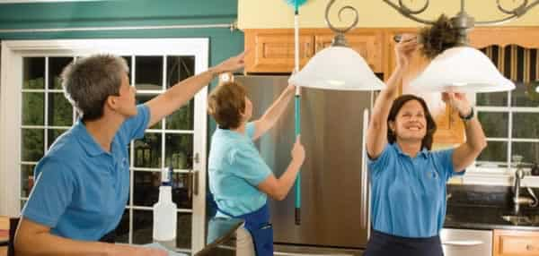 How much does a house cleaning and maid service cost - cleaning company