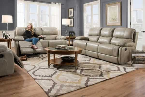 How to find high quality furniture - leather living room