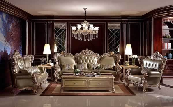 How to find high quality furniture - vintage living room