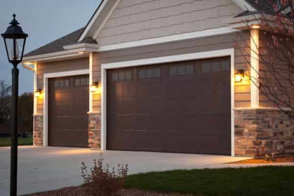 How to upgrade your garage - garage door