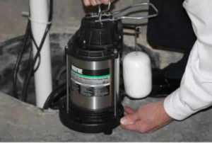 Tips for using a sump pump - Wayne sump pump