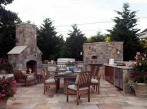 18 insipiring garden trends - barbecue