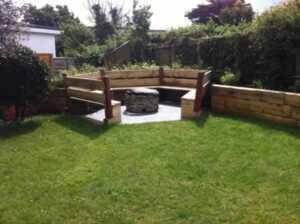 18 inspiring garden trends - seating area