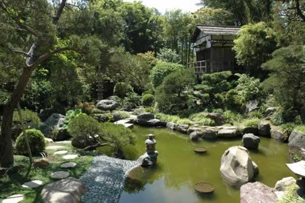 18 inspiring gardening trends - Wabi Sabi garden design