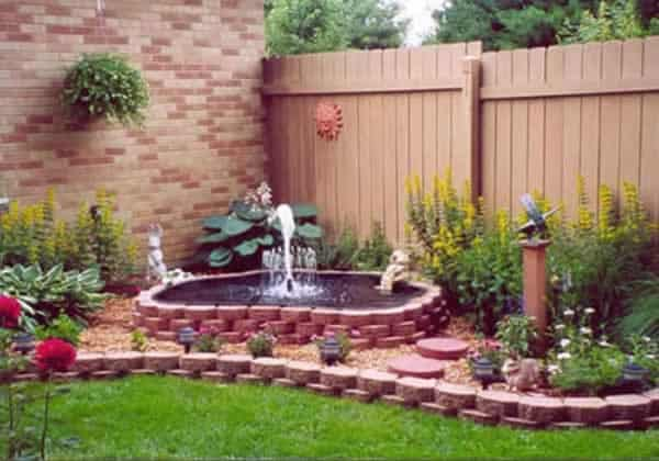 18 inspiring gardening trends - small garden