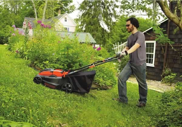 Advantages of cordless lawn mowers - black and decker lawn mower