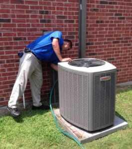 Air conditioner spring checklist
