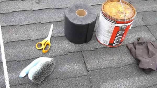 DIY roofing repair tips