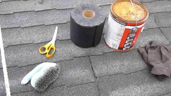 DIY roofing repair tips