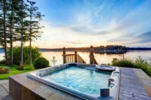 How to De-Winterize Your Hot-Tub - scenery