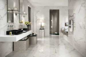 How to choose bathroom and kitchen tiles