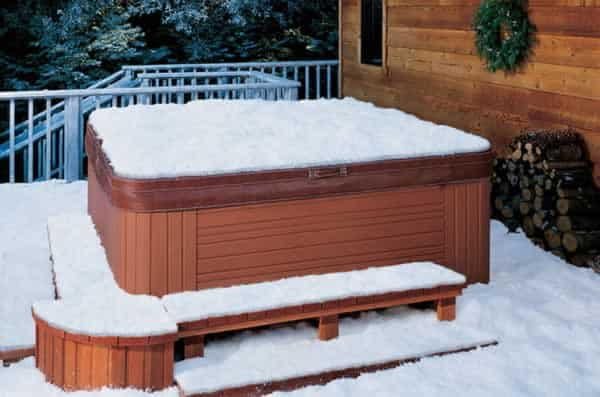 How to de-winterize your outdoor hot-tub