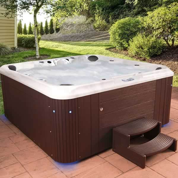How to de-winterize your outdoor hot-tub - outdoor hot tub