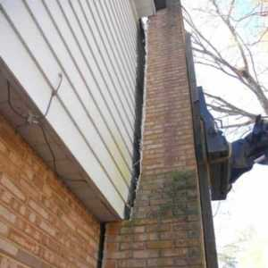 How to deal with foundation issues - leaning chimney