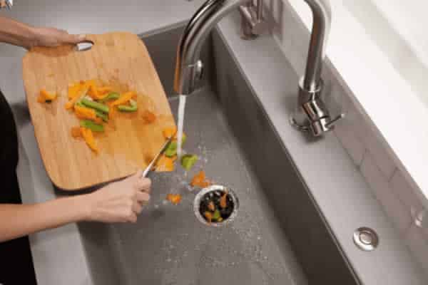 How to get rid of garbage disposal odor