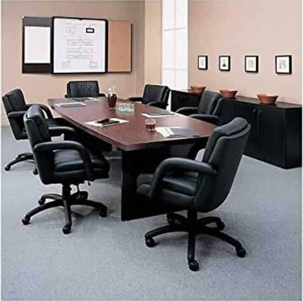 How to improve the first impression of your office - conference room