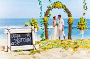 How to plan wedding on a budget