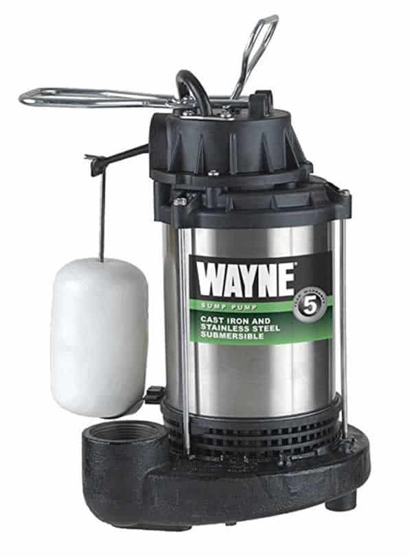 Sump Pump Guide - submersible sump pump