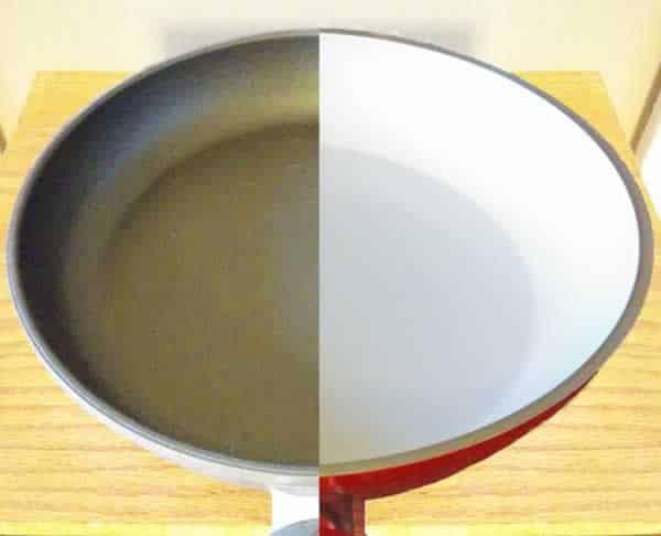 Teflon vs. ceramic cookware