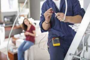 Things you shouldn't do without an electrician