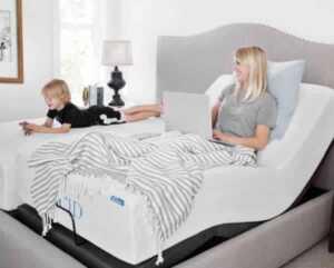 Advantages and disadvantages of adjustable beds - Lucid adjustable bed