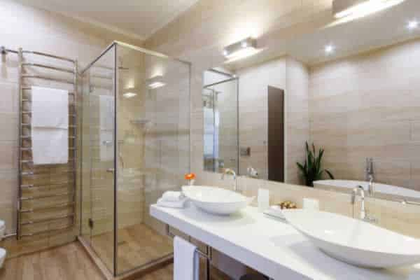 Bathroom maintenance tips - beautiful bathroom