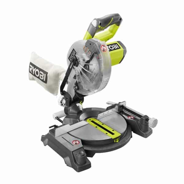 Best miter saws for home improvement - Ryobi miter saw